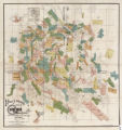 Map of the Goldfield Mining District, Nye and Esmeralda Counties, Nevada, 1905