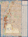 Maps of Las Vegas metropolitan area, Grand Canyon National Park and national parks near Las Vegas,...