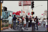 Photographs of Frontier Strike, O, Culinary Union, Las Vegas (Nev.), 1990s (folder 1 of 1)