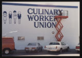Collection of various strike and rally photos, Culinary Union, Las Vegas (Nev.), 1990s (folder 1...