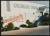 Photograph of Union hall, Culinary Union, Las Vegas (Nev.), 1990s (folder 1 of 1)