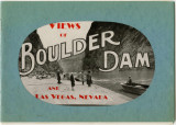 Views of Boulder Dam and Las Vegas, Nevada