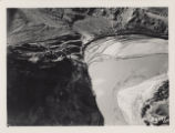 Aerial photograph of the Colorado River and Hemenway Wash, before 1935