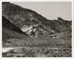 Photograph of groundbreaking ceremony for Southern Nevada Water Project, September 7, 1968