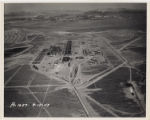 Aerial photograph of Basic Magnesium Incorporated facility, eastward direction, Henderson, Nevada,...
