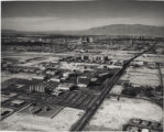 Aerial photograph of University of Nevada, Las Vegas, circa 1977