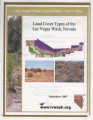 Report, Land cover types of the Las Vegas Wash, Nevada, September 2007