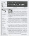 Newsletters from Temple Beth Sholom (Las Vegas, Nev.), 2003
