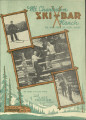 Menu from the Mt. Charleston Ski-Bar Ranch, 1943-1945