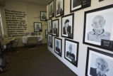 Photograph of Holocaust Resource Center, Las Vegas, Nevada, May 31, 2016