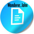 Transcript of interview with John Wanderer by Barbara Tabach, May 9, 2016 and May 18, 2016
