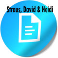 Transcript of interview with David Straus and Heidi Straus by Barbara Tabach, November 6, 2015