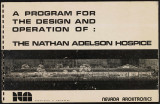 Program for the Design and Operation of The Nathan Adelson Hospice, circa 1980