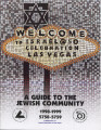 Guides to Jewish life in Southern Nevada and community resources, 1996-2010