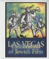 Las Vegas Celebration of Jewish Film scrapbook of brochures and pamphlets, 2002-2003
