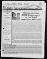 Newsletters from Congregation Ner Tamid (Las Vegas, Nev.), 2006