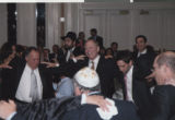 Photographs, event program and speech from the Temple Beth Sholom Gala Dinner in Honor of Stuart...