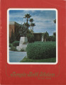 Clippings and publications from Temple Beth Sholom (Las Vegas, Nev.), 1952-1988