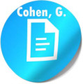 Transcript of interview with Gil Cohen by Claytee White, August 5, 2014