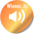 Audio clip from interview with Louis Wiener, Jr., February 1, 1990
