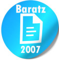 Transcript of interview with Adele Baratz by Claytee D. White, March 19, 2007