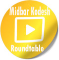 Video, Roundtable discussion with members of Midbar Kodesh, April 19, 2015