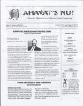 Newsletters from Ahavat Torah Synagogue (Las Vegas, Nev.), 2000