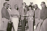 Photograph of NAACP fundraiser at Valley View Golf Club, circa 1965