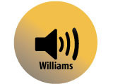 Audio recording clip of interview with Mary Louise Williams by Claytee D. White, June 19, 1998
