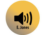 Audio clip from interview with Essie Lee Jones by Claytee White, June 5, 1996
