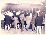 Photograph of the gaming floor of the El Morocco Club, 1961