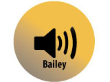 Audio recording clip of interview with Anna Bailey by Claytee D. White,  March 3, 1997