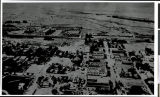 Aerial photograph of downtown Las Vegas, ???