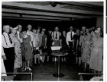Photograph of the Las Vegas Chamber of Commerce luncheon, May 6, 1947