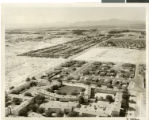 Aerial photograph of apartments and residential neighborhoods in North Las Vegas, Nevada, June 5,...