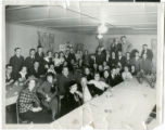 Photograph of Volunteer Fire Department Party, Las Vegas, 1935