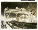 Photograph of construction equipment, Hoover Dam, March 23, 1932