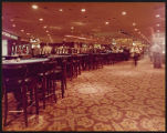 Photograph of casino interior inside Stardust, Las Vegas (Nev.), circa 1974