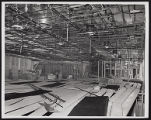 Photograph of room under construction for Stardust renovation, Las Vegas, (Nev.), March 18, 1975