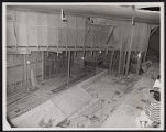 Photograph overlooking construction space for Stardust renovation, Las Vegas, (Nev.), March 25,...