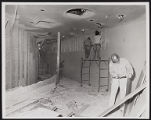 Photograph of construction workers for Stardust renovation, Las Vegas, (Nev.), March 25, 1975