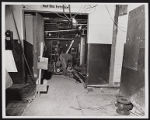 Photograph of workers with equipment for Stardust renovation, Las Vegas, (Nev.), March 25, 1975