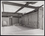 Photograph of room without roof during Stardust renovation, Las Vegas, (Nev.), March 25, 1975