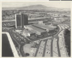 Aerial photograph of the MGM Grand (Reno), late 1970s