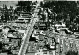 Aerial photograph of Stateline, Nevada, circa 1958