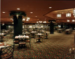 Photograph of buffet seating at the Showboat Hotel and Casino (Atlantic City), 1987