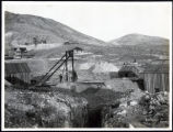 Photograph of mining operations, Goldfield (Nev.), early 1900s