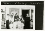 Photograph of students and teacher, Beatty (Nev.), early 1900s