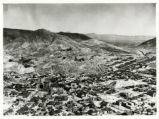 Aerial photograph of Tonopah (Nev.), 1900-1925