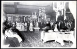 Photograph of wedding reception, Goldfield (Nev.), early 1900s